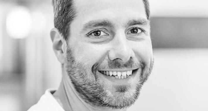 Das Bild zeigt Mitarbeiter Jürgen Resch